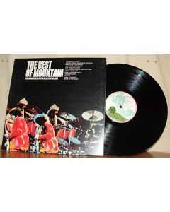Mountain - The Best Of Mountain (featuring Leslie West & Felix Pappalardi)