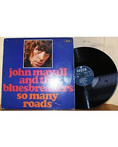 Mayall, John And The Bluebreakers - So Many Roads
