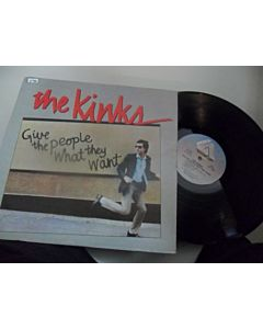 Kinks - Give The People What They Want