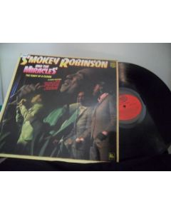 Robinson, Smokey And The Miracles - The Tears Of A Clown
