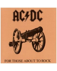 Ac/dc - For Those About To Rock..