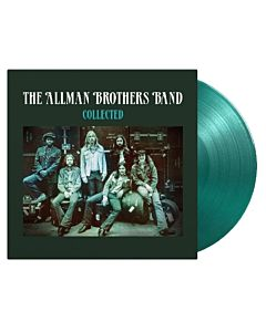 Allman Brothers Band - Collected -Coloured-