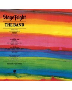 Band - Stage Fright -Hq-