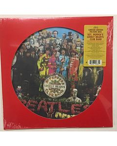 Beatles - Sgt. Pepper's Lonely Hearts Club Band (pict.disc)