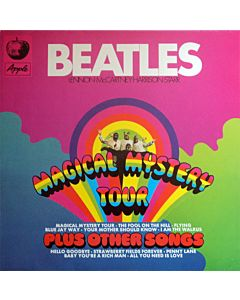Beatles - Magical Mystery Tour Plus Other Songs (gekleurd/coloured Vinyl)