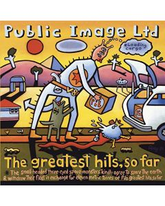 Public Image Limited - Greatest Hits So Far -hq-