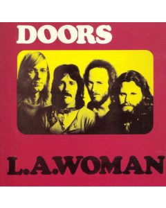 Doors - L.A. Woman -Hq-