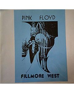 Pink Floyd - Fillmore West (gekleurd/coloured Vinyl)