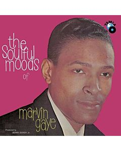 Gaye, Marvin - Soulful Moods Of -hq-