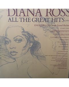 Ross, Diana - All The Great Hits