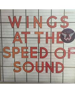 Mccartney, Paul & Wings - At The Speed Of Sound