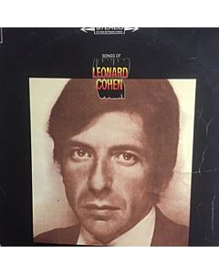 Cohen, Leonard - The Songs of Leonard Cohen