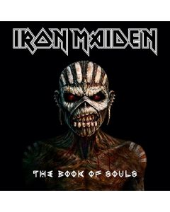 Iron Maiden - Book Of Souls -hq-