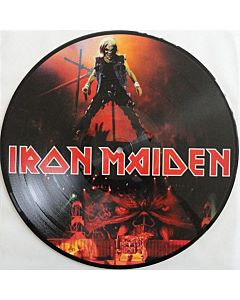 Iron Maiden - The Hungry Beast (picture Disc)