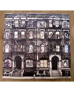 Led Zeppelin - Physical Graffiti (gekleurd/coloured Vinyl)