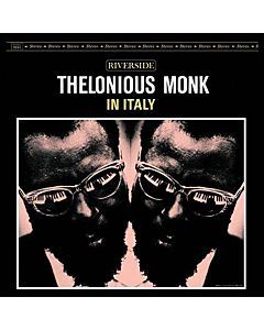 Monk, Thelonious - In Italy