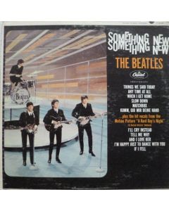Beatles - Someting New