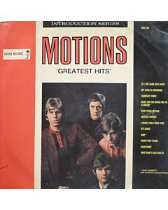 Motions - Greatest Hits