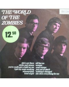 Zombies - The World Of The Zombies