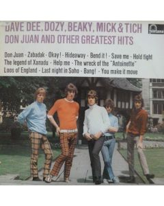 Dave Dee, Dozy, Beaky, Mick & Tich - Don Juan And Other Greatest Hits