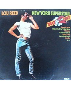 Reed, Lou - New York ?Superstar