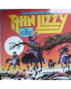 Thin Lizzy - The Adventures Of Thin Lizzy