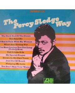 Sledge, Percy - The Percy Sledge Way