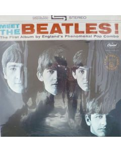 Beatles - Meet The Beatles
