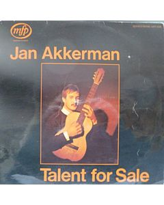 Akkerman, Jan - Talent For Sale