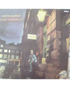 Bowie, David - The Rise And Fall Of Ziggy...(gekleurd/coloured Vinyl)