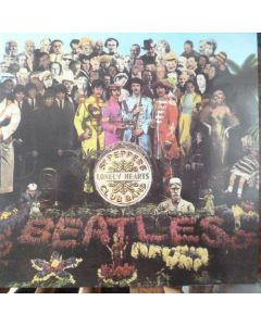 Beatles - Sgt Peppers Lonely Hearts Club Band (gekleurd/coloured Vinyl)