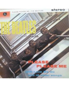Beatles - Please, Please Me (gekleurd/coloured Vinyl)
