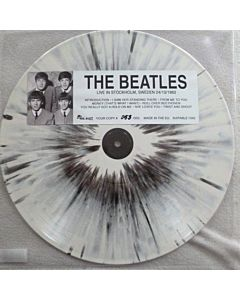 Beatles - Live In Stockholm (Picture Disc)