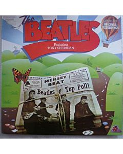 Beatles - The Beatles featuring Tony Sheridan