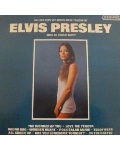 Devoy, Dwight - Million-Copy Hit Songs Made Famous By Elvis Presley