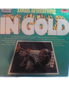 Armstrong, Louis - In Gold