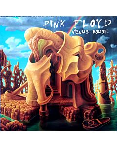 Pink Floyd - Venus House (gekleurd/coloured Vinyl)