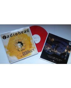 Radiohead - Pablo Honey (gekleurd/coloured Vinyl)
