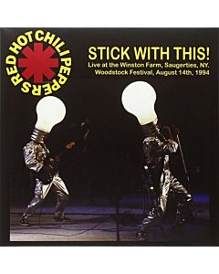 Red Hot Chili Peppers - Stick With This!