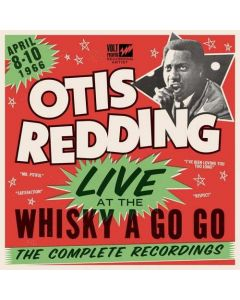 Redding, Otis - Live At The.. -Lp+12inch-