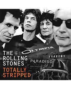 Rolling Stones - Totally Stripped -lp+dvd-