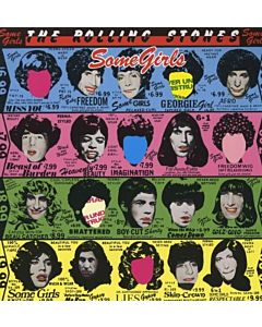 Rolling Stones - Some Girls -hq-