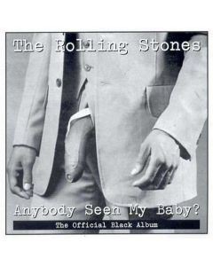 Rolling Stones - Anybody Seen My Baby? (gekleurd/coloured Vinyl)