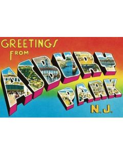 Springsteen, Bruce - Greetings From Ashbury..