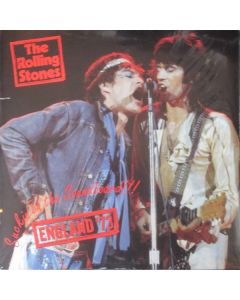 Rolling Stones - Suckin On The Soundboard!!! (gekleurd/coloured Vinyl)