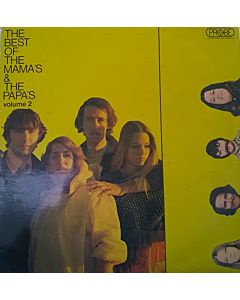 Mamas & The Papas - The Best of the Mama's & the Papa's Volume 2