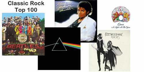 Classic Rock Top 100
