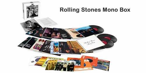 Rolling Stones Mono Box
